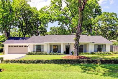 Houston Single Family Home For Sale: 9142 Bronco Drive