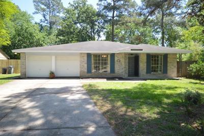 Spring Single Family Home For Sale: 4230 Pebblegate Court
