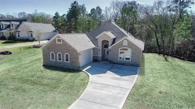 Willis Single Family Home For Sale: 1636 Topaz Trail