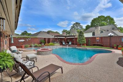 Katy Single Family Home For Sale: 20643 Castle Bend Drive