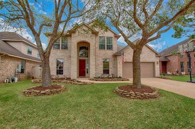 League City Single Family Home For Sale: 1717 Hidden Brook Lane