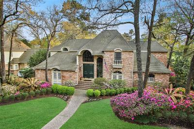 Spring Single Family Home For Sale: 9519 Fenchurch Drive