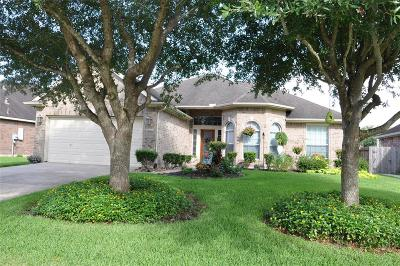 League City Single Family Home For Sale: 2129 Brittany Colony Drive