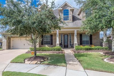 Katy Single Family Home For Sale: 6130 Emberwood Falls Drive