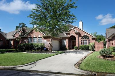 Spring Single Family Home For Sale: 18915 Candlecreek Drive