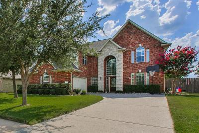 Katy Single Family Home For Sale: 6248 Fawnlake Drive N