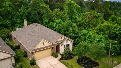 Tomball Single Family Home For Sale: 150 W Heritage Mill Circle