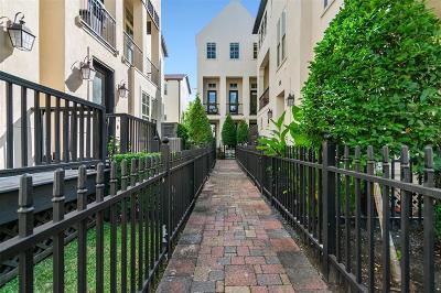 Houston Single Family Home For Sale: 2512 Sherwin Street