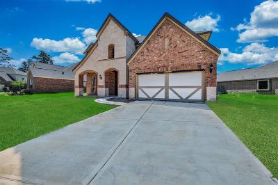 Tomball Single Family Home For Sale: 22707 Cosburn Lane