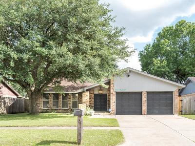 Katy Single Family Home For Sale: 21207 Cimarron Parkway