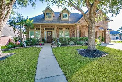 Sugar Land Single Family Home For Sale: 8506 Babbling Brook