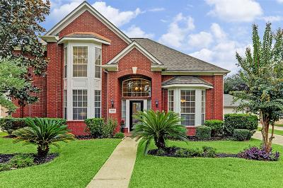 Tomball Single Family Home For Sale: 15922 Birchview Drive