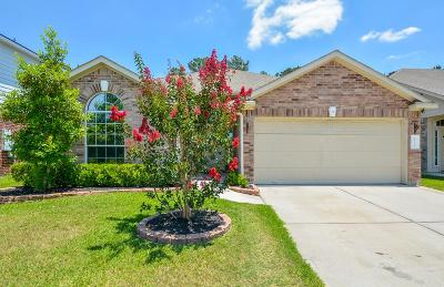 Tomball Single Family Home For Sale: 18418 Madisons Crossing Lane
