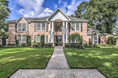 Houston Single Family Home For Sale: 2111 Hickory Park Drive