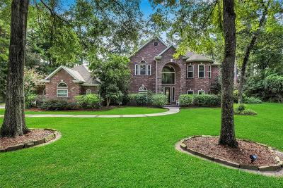 Magnolia Single Family Home For Sale: 10530 Clubhouse Circle