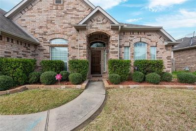 Baytown Single Family Home For Sale: 5119 Dripping Spring Avenue