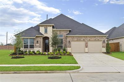 Katy Single Family Home For Sale: 2303 Harstad Manor