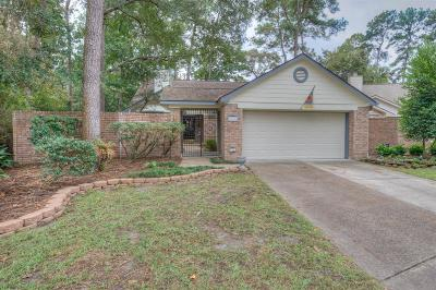 Houston Single Family Home For Sale: 4326 Fir Valley Drive
