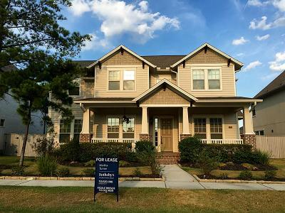 The Woodlands Single Family Home For Sale: 6 Clements Square