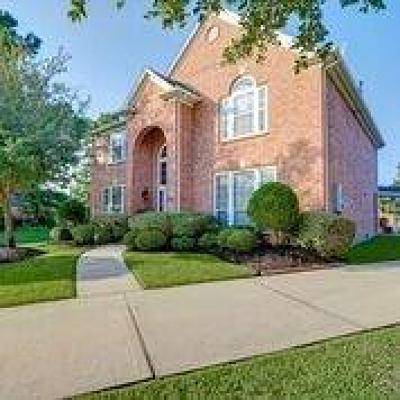 Houston Single Family Home For Sale: 15902 Angler Bend Drive