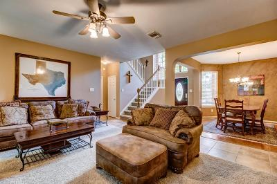 Spring Single Family Home For Sale: 2710 Magnolia Walk