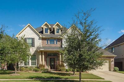 Conroe Single Family Home For Sale: 8185 Tranquil Lake Way