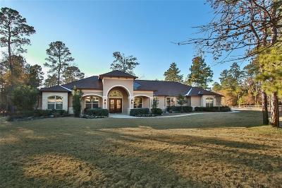 Magnolia Single Family Home For Sale: 37922 Windy Ridge Trail