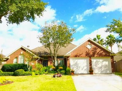 Friendswood Single Family Home For Sale: 3022 Regata Run Drive