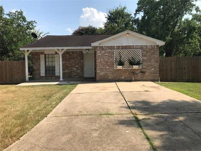 Tomball Single Family Home For Sale: 1014 Surrey Court