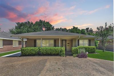 Afton Oaks Single Family Home For Sale: 4646 Richmond Avenue