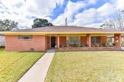 Houston Single Family Home For Sale: 9206 Bassoon Drive