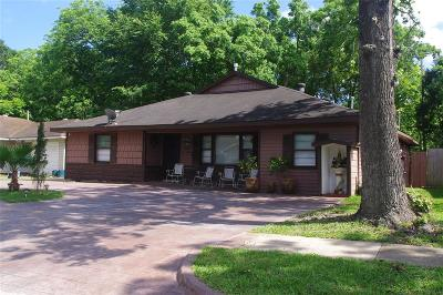 Pasadena Single Family Home For Sale: 1110 Lafferty Road