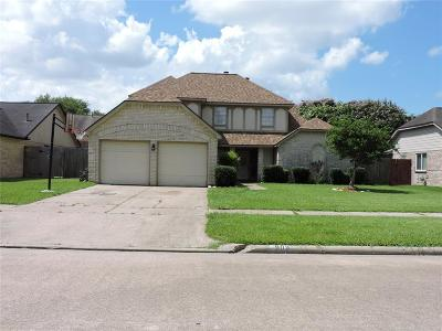 Deer Park Single Family Home For Sale: 809 Bayou Vista Drive