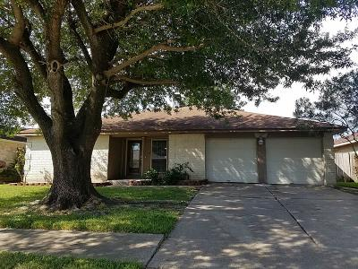 La Porte Single Family Home For Sale: 10103 Hillridge Road