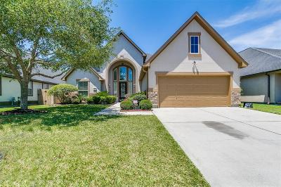 Friendswood Single Family Home For Sale: 1612 Garden Lakes Drive