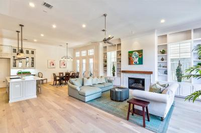 Houston Single Family Home For Sale: 3419 Timbergrove Oaks