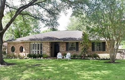 Harris County Single Family Home For Sale: 13930 Saint Marys Lane