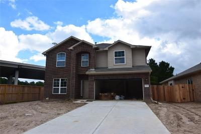 Spring Single Family Home For Sale: 1514 Bella Garden Court