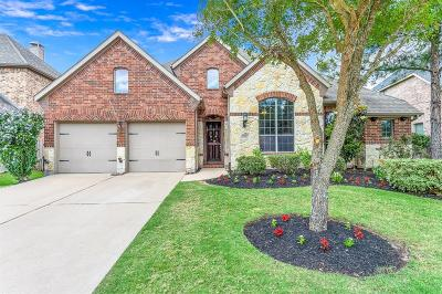 Katy Single Family Home For Sale: 4502 Westwind Garden Pass