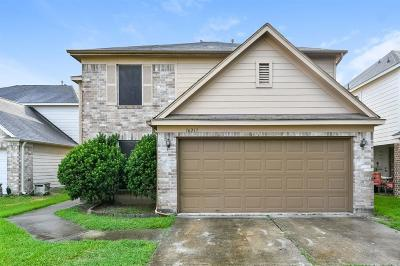 Houston Single Family Home For Sale: 16211 Youpon Valley Drive