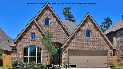 Pearland Single Family Home For Sale: 3216 Primrose Canyon Lane
