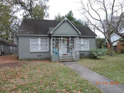 Single Family Home For Sale: 706 Milwaukee Street