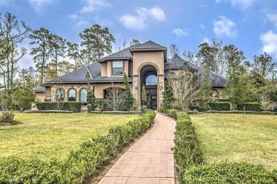 Humble Single Family Home For Sale: 7526 Kingsriver Circle
