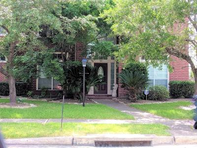 Houston Single Family Home For Sale: 3814 Shady Harbor Drive