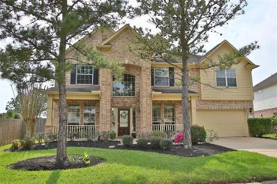 Pearland Single Family Home For Sale: 2122 Rushing Spring Drive