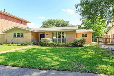 Houston Single Family Home For Sale: 5315 Indigo Street