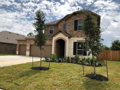 Tomball Single Family Home For Sale: 25815 Balsamwood Drive