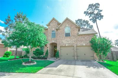 Humble TX Single Family Home For Sale: $325,000