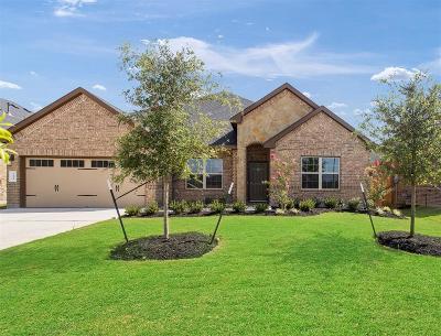 Rosenberg Single Family Home For Sale: 7915 Blue Lake Drive