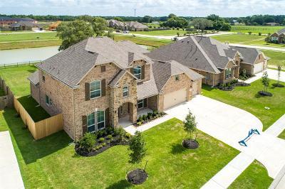 Angleton Single Family Home For Sale: 1225 Laurel Loop